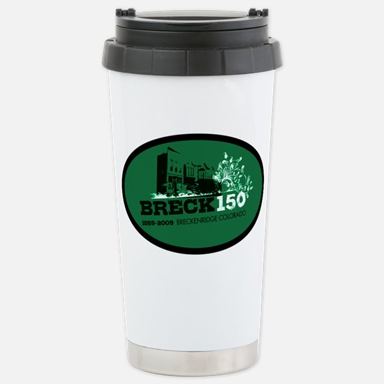 Breckenridge Colorado Stainless Steel Travel Mug