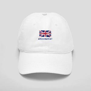 Anglomaniac with Union Jack Cap