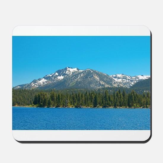 Tahoe Blue Mousepad