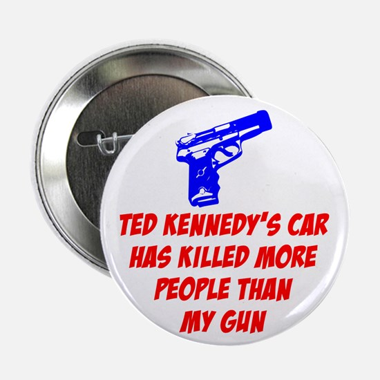 """Ted Kennedy's Car 2.25"""" Button (10 pack)"""