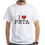 I Heart Peta T-Shirt