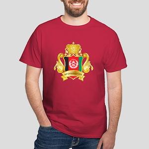 Gold Afghanistan Dark T-Shirt