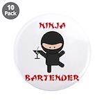 Ninja Bartender with Martini 3.5
