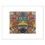 Africa.3 Land of Beauty Small Poster