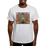 Africa.3 Land of Beauty Ash Grey T-Shirt