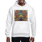 Africa.3 Land of Beauty Hooded Sweatshirt