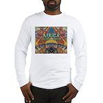 Africa.3 Land of Beauty Long Sleeve T-Shirt