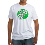 Blossoms Fitted T-Shirt