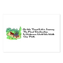 Life's Path Postcards (Package of 8)