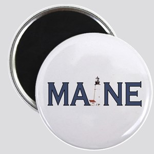 Maine Lighthouse Magnet