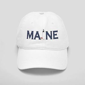 Maine Lighthouse Cap