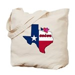 ILY Texas Tote Bag