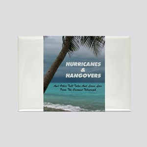 Hurricanes & Hangovers Rectangle Magnet