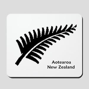 New Zealand (Fern) Mousepad