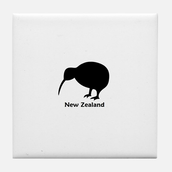 New Zealand (Kiwi) Tile Coaster