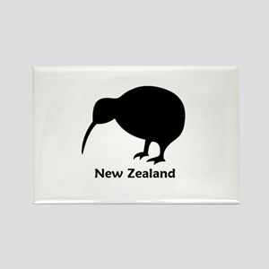 New Zealand (Kiwi) Rectangle Magnet