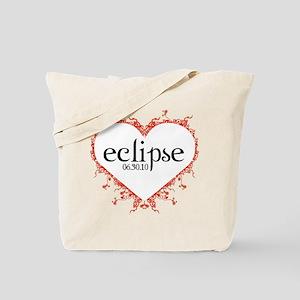 eclipse vine heart Tote Bag