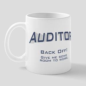 Auditor - Work Mug