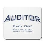 Auditor - Work Mousepad