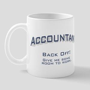 Accountant - Work Mug