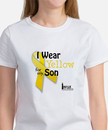 Yellow for Son Women's T-Shirt
