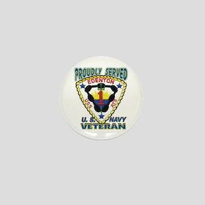 USS Edenton Mini Button