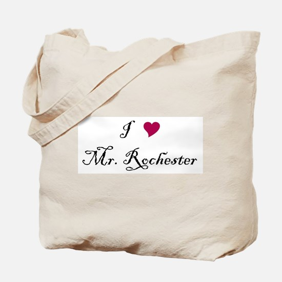 I Heart Mr. Rochester Tote Bag