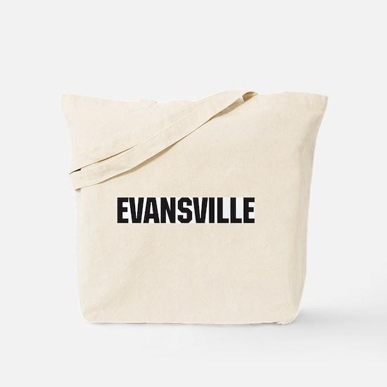 Evansville, Indiana Tote Bag