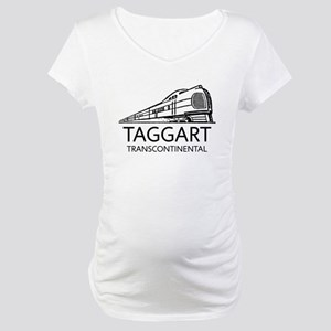 Taggart Transcontinental Maternity T-Shirt