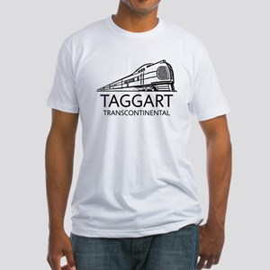 Taggart Transcontinental Fitted T-Shirt