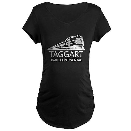 Taggart Transcontinental Maternity Dark T-Shirt