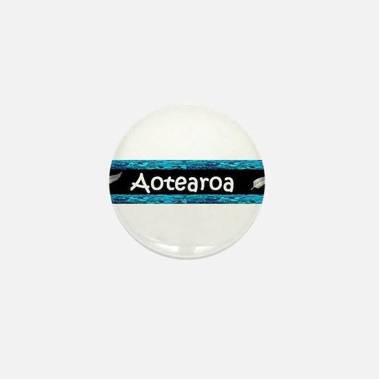 Cute Aotearoa Mini Button