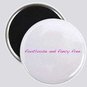 Footloose Magnet