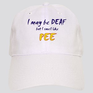 I May be Deaf Cap
