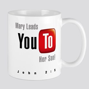 Mary Leads You Mug