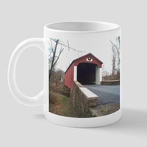 Mug - Van Sant Covered Bridge