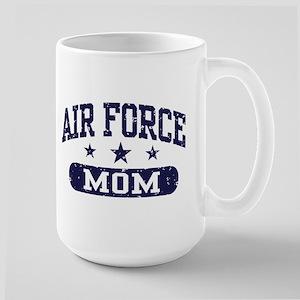 Air Force Mom Large Mug