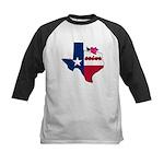 ILY Texas Kids Baseball Jersey
