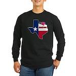 ILY Texas Long Sleeve Dark T-Shirt