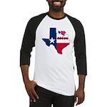 ILY Texas Baseball Jersey