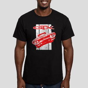 GTX 1970 Men's Fitted T-Shirt (dark)
