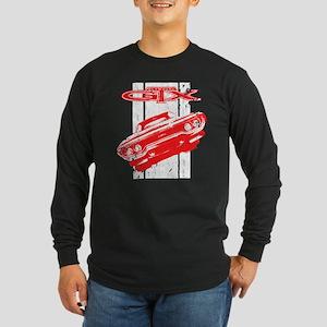 GTX 1970 Long Sleeve Dark T-Shirt