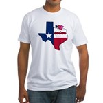 ILY Texas Fitted T-Shirt