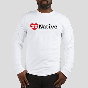 NY Native Long Sleeve T-Shirt