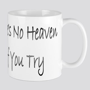 Imagine There's No Heaven Mug