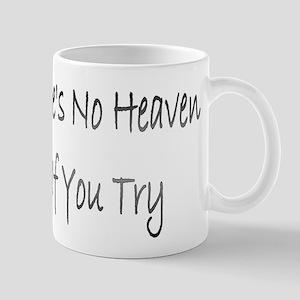 Imagine There's No Heaven Mug