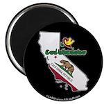 ILY California Magnet