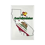 ILY California Rectangle Magnet (10 pack)