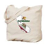 ILY California Tote Bag