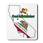 ILY California Mousepad